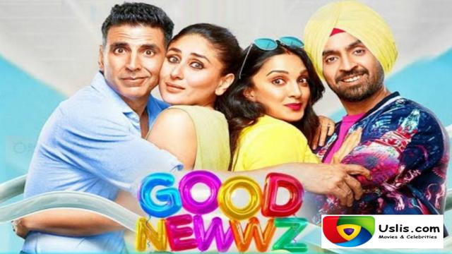 Good Newwz Movie Review - Akshay Kumar Kareena Kapoor, Kiara Advani and Diljit Dosanjh
