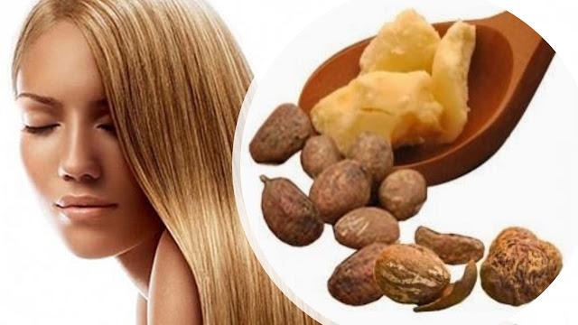 Manteca pura de karité para la piel y el cabello. Beneficios