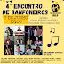 4º Encontro de Sanfoneiros acontece nesta sexta-feira (7) em Santo Antônio de Jesus