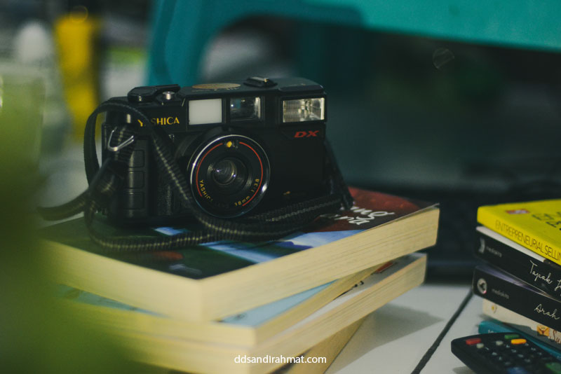 Nostalgia kamera - FIMO Analog Camera
