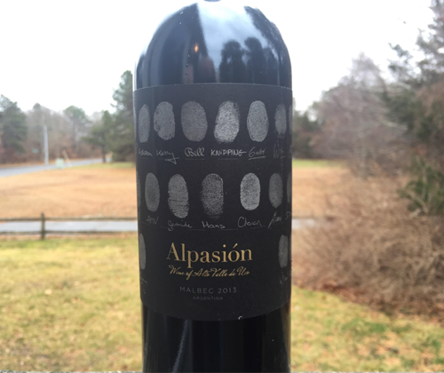 Wine Review: Alpasión Malbec 2013