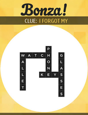 July 28 2017 Bonza Daily Word Puzzle Answers