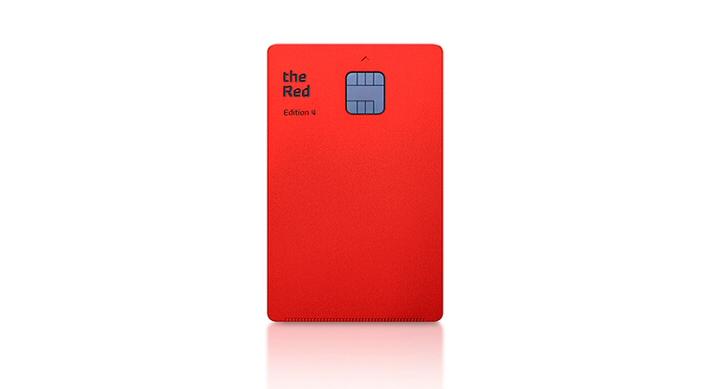 현대카드, 프리미엄 'the Red' 리뉴얼 'the Red Edition4' 출시