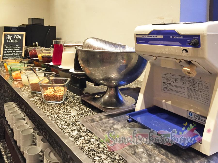 International Buffet Kembali Lagi di Cafe BLD, Renaissance Johor Bahru Hotel