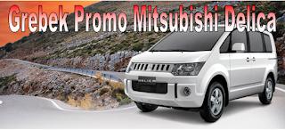 Promo Penjualan Mitsubishi Delica