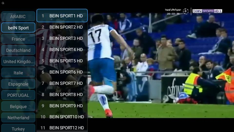 NOW WATCH BEIN OSN CHANNEL WITH THIS BEST APK TV 2018