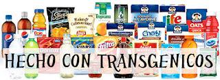 Lista de alimentos declarados transgénicos en Argentina - Guía Roja y Verde