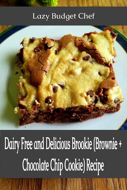 how to make brookies recipe