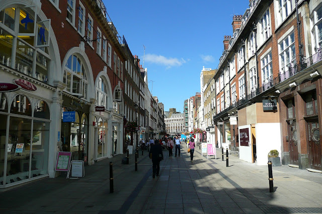 South Molton Street em Londres