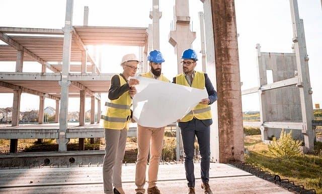 معلومات عن هندسة البناء والانشاءات ومجالات عمل مهندس التشييد والبناء