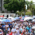 SANTIAGO: Decenas protestan frente a Educación contra la ideología de género
