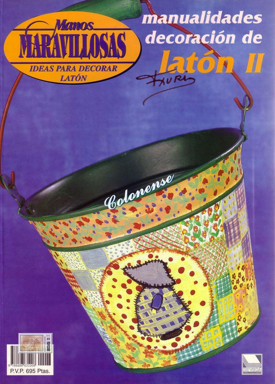 Manos Maravillosas Laton Nro. 2