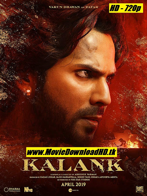 Kalank 2019 Full Movie Download in HD 720p