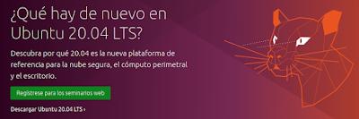 ¿Qué hay de nuevo en Ubuntu 20.04 LTS?