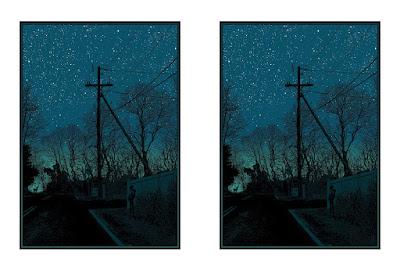 """Night Walkers"" Art Print by Dan McCarthy"
