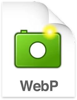 WebP Viewer: quick look & view アプリアイコン画像