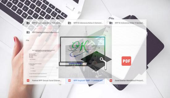 Download RPP 1 Lembar SMP Bahasa Indonesia Kelas 7 8 9 Semester 1 dan 2: dipublikasikan oleh Kaketik.com Penulis Artikel Romansyah.