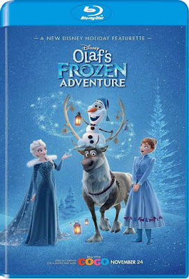 Olaf's Frozen Adventure 2017 BD25 Latino
