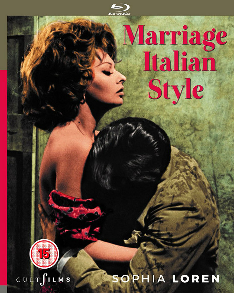 marriage italian style cult films bluray