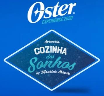Cadastrar Promoção Oster 2020 Cozinha dos Sonhos Kits Oster e Redesign Para Cozinha