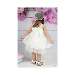 lace dress for greek baptism