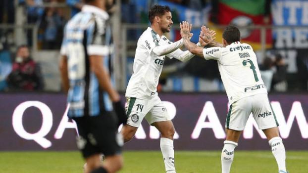 Assistir Palmeiras x Grêmio ao vivo pela Libertadores