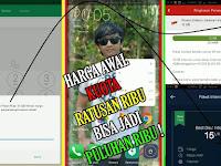 RAHASIA UMUM : 2 Software Android Bisa Buat Merubah Harga Kuota Internet Telkomsel Jadi Lebih Murah