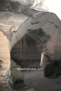 Beit Guvrin, Bell cave