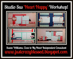 'Heart Happy' Scrapbooking Workshop!