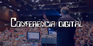 Como hacer una conferencia virtual o digital