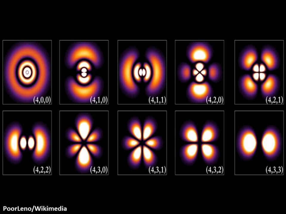 الجاذبية في العالم الكوانتي - ميكانيكا الكم !