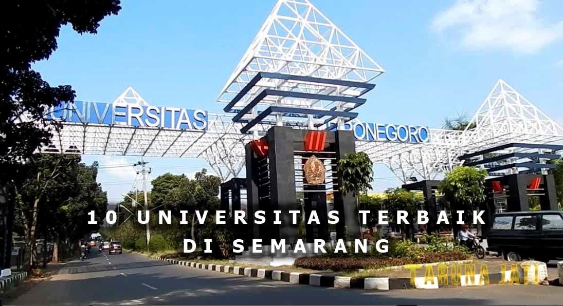 universitas terbaik di semarang