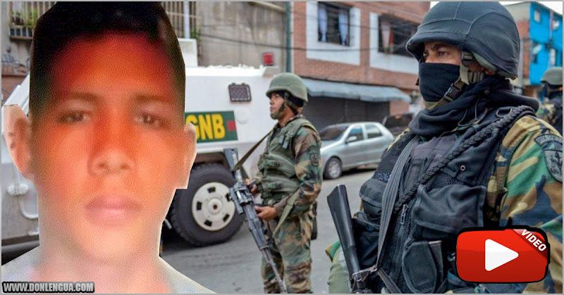 12 personas inocentes ya han sido asesinadas por el Régimen en operativo para buscar al Wilexis