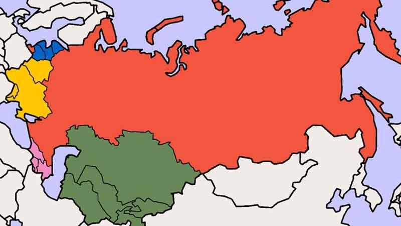 Negara Pecahan Uni Soviet