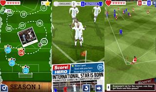 لعبة score hero للكمبيوتر