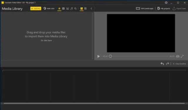 قص اجزاء غير مرغوب فيها من مقطع الفيديو