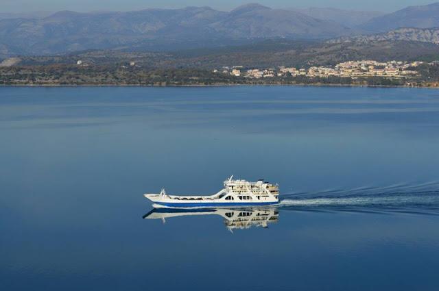 Χωρίς πλοία για Κέρκυρα την Τετάρτη