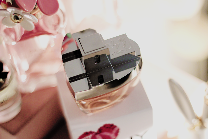 DKNY MY NY fragrance beauty blog review