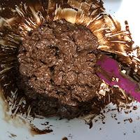 Appareil à barres de céréales au Nutella sans cuisson