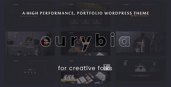Eurybia-Creative-Portfolio-WP-Theme