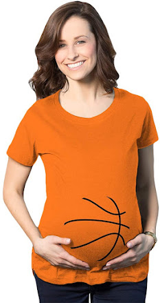 Cute and Funny Maternity Shirts Tops for Expecting Mothers