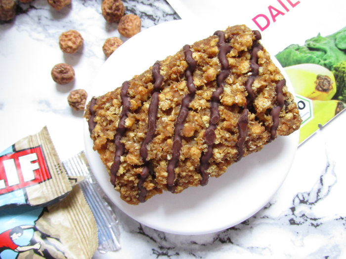 nu3 Insider Box März Happy & Healthy: CLIF Bar Coconut Chocolate Chip Riegel