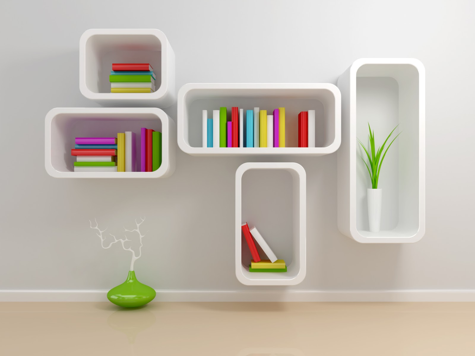 14 Cool & Awesome Bookshelves Ideas! That Can Do Care Of Book ! Home Decor