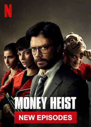 Money Heist S04 Complete English Spanish 480p WEB-DL