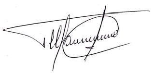 Carta de Salvatore Mancuso al Fiscal General de La Nación Eduardo Montealegre Lynet