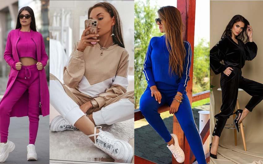 Treninguri dama ieftine si de firma modele noi la moda