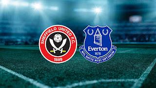 مباراة شيفيلد يونايتد وإيفرتون كورة توداي مباشر 26-12-2020 والقنوات الناقلة في الدوري الإنجليزي