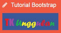 Tutorial Bootstrap : Merubah Ukuran Image Navbar Brand