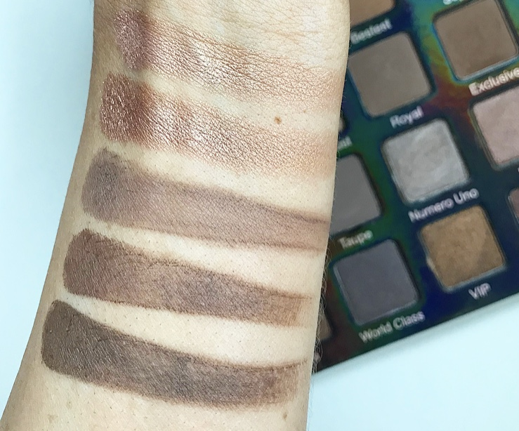 Taupe Notch Palette by Violet Voss Cosmetics #10
