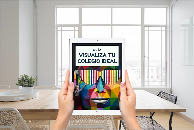 """Guía gratuita """"Visualiza tu colegio ideal"""""""